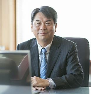 代表取締役社長 後藤 茂行